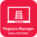 Leica PegasusManager - Rail-Factory