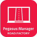 Leica PegasusManager - Road-Factory