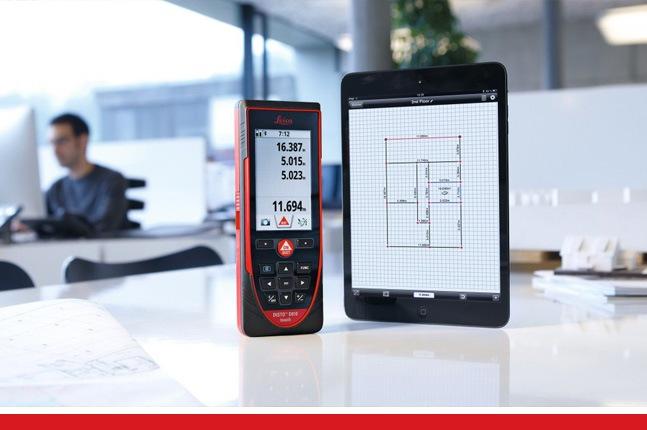 Vekom-Laserski-daljinomeri-Softver