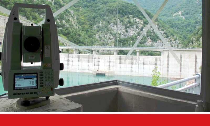 Vekom-Monitoring-betonske-brane---Montereale-Valcellina